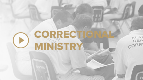 Correctional Ministry